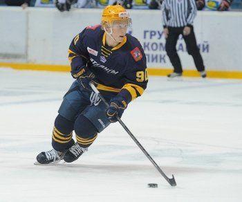 Хоккеист из Нижнего Тагила дебютирует в составе сборной России в Евротуре