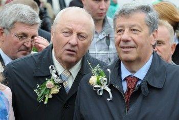 Россель и Чернецкий отчитались о доходах за 2014 год
