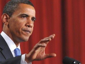 Обама озвучил условия снятия американских санкций с России