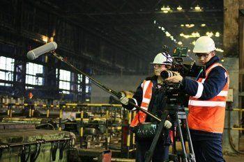 Рабочие НТМК станут звёздами кинематографа