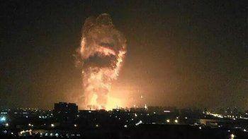 Более 40 человек погибли и сотни ранены после серии взрывов мощностью несколько тонн тротила в Китае (ФОТО, ВИДЕО)