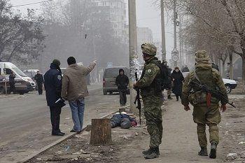 Из-за обстрела ополченцами Мариуполя Россию могут отключить от банковской системы SWIFT