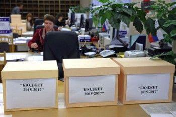 Путин подписал бюджет России до 2017 года
