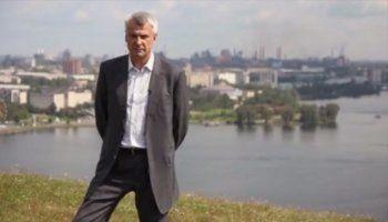 Сергей Носов обратился к тагильчанам с Лисьей горы (ВИДЕО)