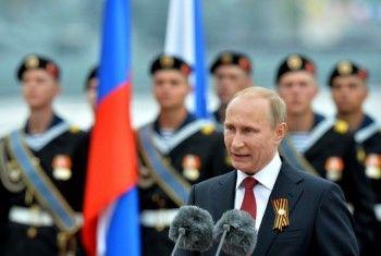 Путин в Ялте: о Крыме, санкциях и недопустимости нового «железного занавеса»