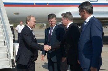 Путин собрал всю политическую элиту в Крыму и хочет сделать заявление