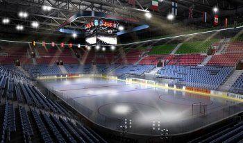 НТМК помогает строить ледовый дворец «Арена легенд» в Москве