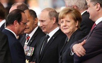 «Нормандская четвёрка» встретится в Минске