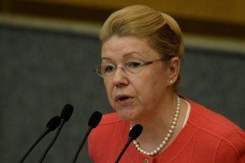 Более 90 тысяч россиян за проверку психического здоровья Мизулиной