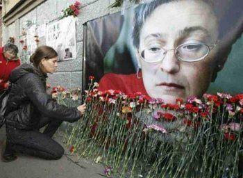 Следственный комитет допускает причастность Березовского к убийству Политковской