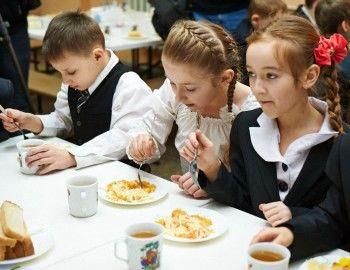 Народные избранники хотят запретить приготовление еды в школьных столовых