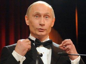 Больше половины россиян назвали Путина человеком года