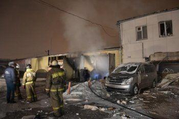 Во время взрыва на автомойке в Нижнем Тагиле погиб человек