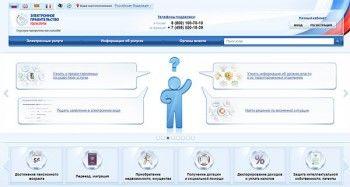 Государственные и муниципальные услуги в электронном виде