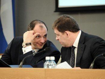 Куйвашев отказался ликвидировать должность Паслера