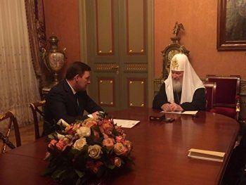 Евгений Куйвашев назвал новое место строительства храма святой Екатерины