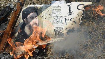 Иранские СМИ опубликовали фото, якобы подтверждающие гибель главаря ИГИЛ