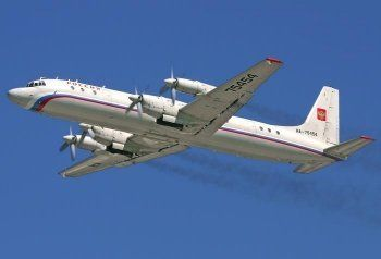 Минобороны: При крушении самолёта в Якутии никто не погиб