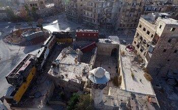 Минобороны сообщило  о применении химического оружия в Алеппо