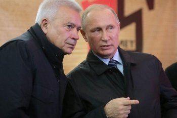 Путин попросил главу «Лукойла» купить акции «Роснефти»
