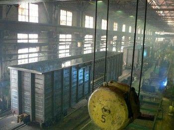На «Уралвагонзаводе» рабочего придавило 350-килограммовой деталью