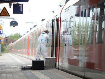 Беженец из Афганистана напал с топором на пассажиров поезда в Германии
