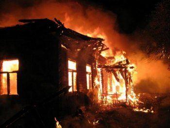 В Нижнем Тагиле ночью сгорели три человека