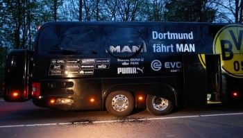 Полиция назвала взрывы в Дортмунде «целенаправленной атакой» на «Боруссию»