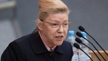 Елена Мизулина борется за пост главы комитета Совфеда по регламенту