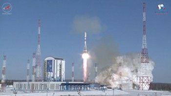 С Восточного запустили третью в истории космодрома ракету