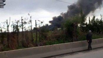 В Алжире разбился военный самолёт с 200 людьми на борту