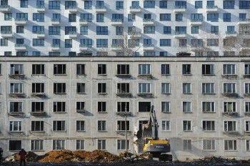 Против участия в программе реновации в Москве проголосовали 159 домов