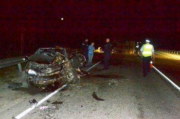 В ДТП под Нижним Тагилом погибли два человека