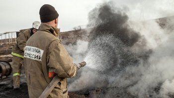 В Башкирии во время пожара погибла семья из девяти человек