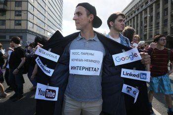 Владимир Путин запретил анонимайзеры и сервисы VPN