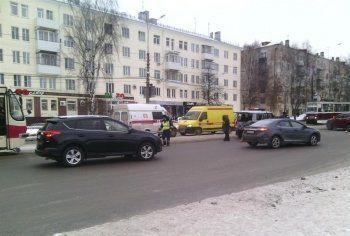 «Прогнозы неутешительные…» За жизнь Данила Харченко, сбитого накануне, борются специалисты Центра медицины катастроф