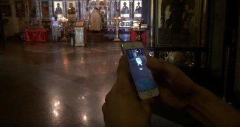 Центр по противодействию экстремизму проверит блогера, ловившего покемонов в екатеринбургском Храме-на-Крови