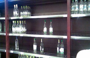 В России могут начаться перебои с алкоголем после Нового года