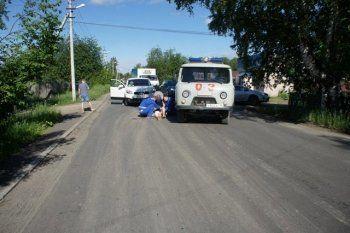 В Нижнем Тагиле водитель-новичок сбил 78-летнюю пенсионерку