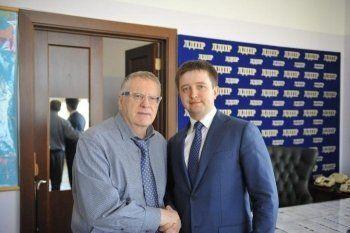 ЛДПР определилась с кандидатом в свердловские губернаторы