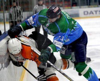 «Спутник» уступил «Торосу» в пятом матче плей-офф