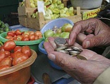 Экономисты предупредили о резком росте цен на продукты в сентябре 2015 года