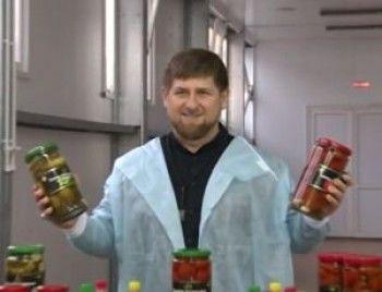 Кадыров отказался от произведённых за пределами Чечни продуктов