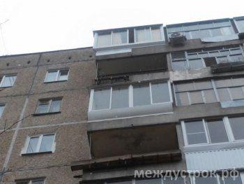 Самоубийца выпрыгнул из окна 8 этажа в Нижнем Тагиле