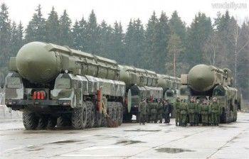 Россия может разместить ядерное оружие в Крыму