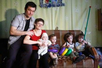 Прекращено дело обвиняемой в госизмене многодетной матери Светланы Давыдовой
