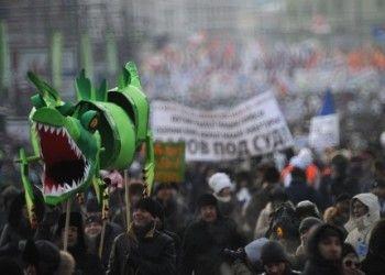Оппозиция подала заявку на 30-тысячный митинг в Москве