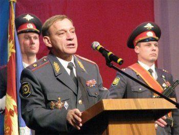 Генерал полиции Тимониченко после огнестрела прооперирован и находится в реанимации