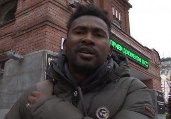 Африканец протестировал уральцев на знание английского (ВИДЕО)