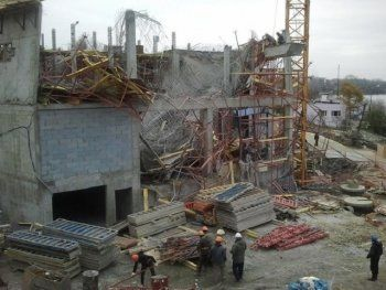 Госстройнадзор Свердловской области проведёт внеплановую проверку обрушившегося отеля Park Inn в Нижнем Тагиле